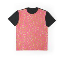 Boiled Peanuts - Pink Graphic T-Shirt