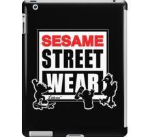 Sesame Street Wear iPad Case/Skin