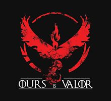 Team Valor (GoT + Pokemon GO!) Unisex T-Shirt