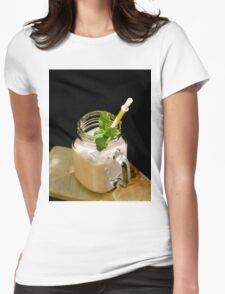 Yummy  Womens Fitted T-Shirt