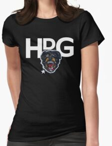 Givenchy HDG Rottweiler Womens Fitted T-Shirt