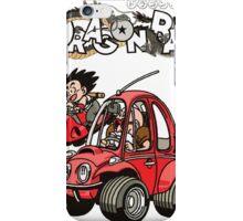 Dragon Ball 2  iPhone Case/Skin