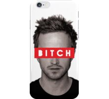 Jesse Pinkman - Bitch. iPhone Case/Skin