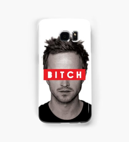Jesse Pinkman - Bitch. Samsung Galaxy Case/Skin