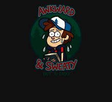 Awkward and Sweaty but A-Okay Unisex T-Shirt