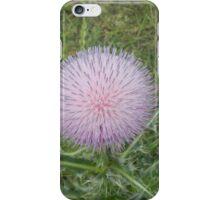 Thistle Bulb iPhone Case/Skin