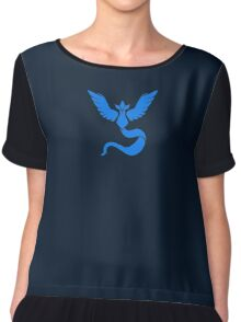 Pokemon Go - Team Mystic (Dark) Chiffon Top