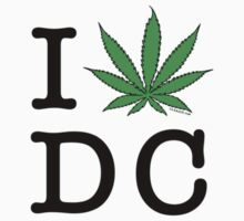 I [weed] Washington DC by TVsauce