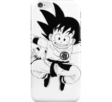 Dragon Ball 6 iPhone Case/Skin