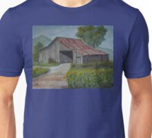 The Old Barn-WC20150713a Unisex T-Shirt