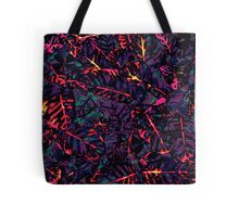 Flora Celeste Purple Amethyst  Tote Bag
