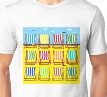SUMMERS AT THE SEASIDE Unisex T-Shirt