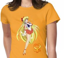Sailor Moon: Sailor Venus Womens Fitted T-Shirt