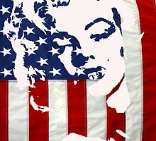 Marilyn USA by VeilSide07