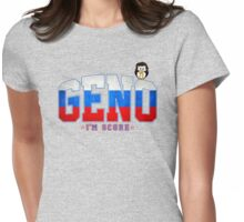 Geno I'm Score Womens Fitted T-Shirt