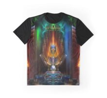 Arsencia - Goddess Of Fire Graphic T-Shirt