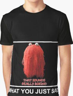 DHMIS - Boring Don't Hug Me I'm Scared 1 Graphic T-Shirt