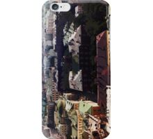 forbidden view over Moscow iPhone Case/Skin