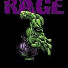 HULK RAGE!!!!! by thebarnowl