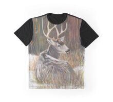 Winter buck Graphic T-Shirt