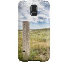 Paths Cross Samsung Galaxy Case/Skin