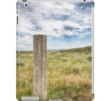 Paths Cross iPad Case/Skin