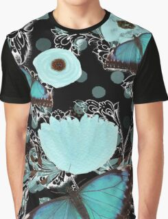BLUE GARDEN Graphic T-Shirt