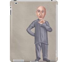 Dr. Evil iPad Case/Skin