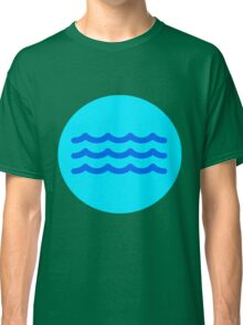 Gentle Waves  Classic T-Shirt