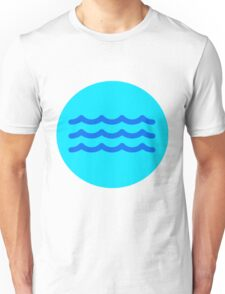 Gentle Waves  Unisex T-Shirt