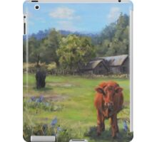Afternoon Snack iPad Case/Skin