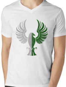 Raverin Mens V-Neck T-Shirt