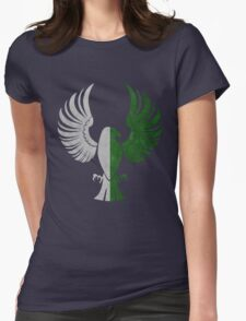 Raverin Womens Fitted T-Shirt
