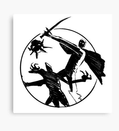 Demon Slayer Canvas Print