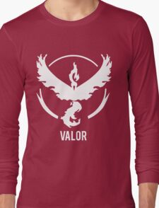 Pokémon GO: Team Valor Long Sleeve T-Shirt