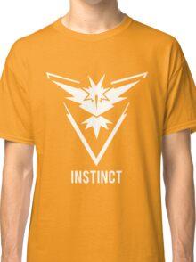 Pokémon GO: Team Instinct Classic T-Shirt
