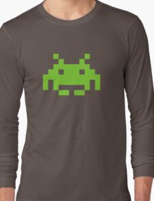 Invaders from space! Long Sleeve T-Shirt