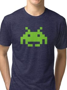 Invaders from space! Tri-blend T-Shirt