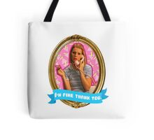 Margot Tenenbaum Frame Tote Bag