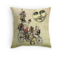 Miltye and his Chariot Throw Pillow