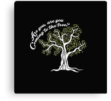 Hunger Games Hanging Tree 2 Canvas Print