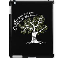 Hunger Games Hanging Tree 2 iPad Case/Skin