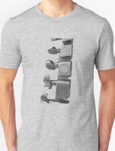 Fender Guitar tuner pegs Unisex T-Shirt