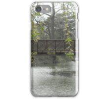 Willow over Bridge iPhone Case/Skin