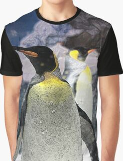 The Emperor Penguin Graphic T-Shirt