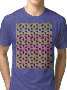 dunnoz knit #1 Tri-blend T-Shirt