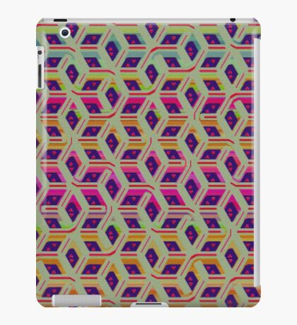 dunnoz knit #1 iPad Case/Skin