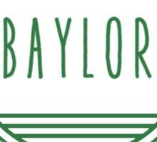 Baylor Sticker