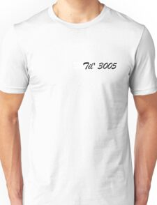 3005  Unisex T-Shirt
