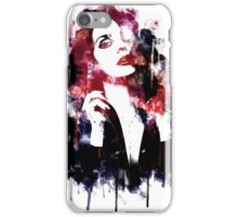 Lana in Leather iPhone Case/Skin
